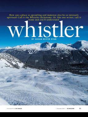 Whistler BC, Canada