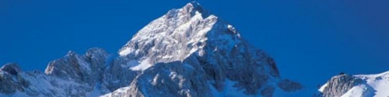 Triglav (SLO) 2.864 m –11.03.2014.