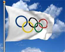IOC zastava