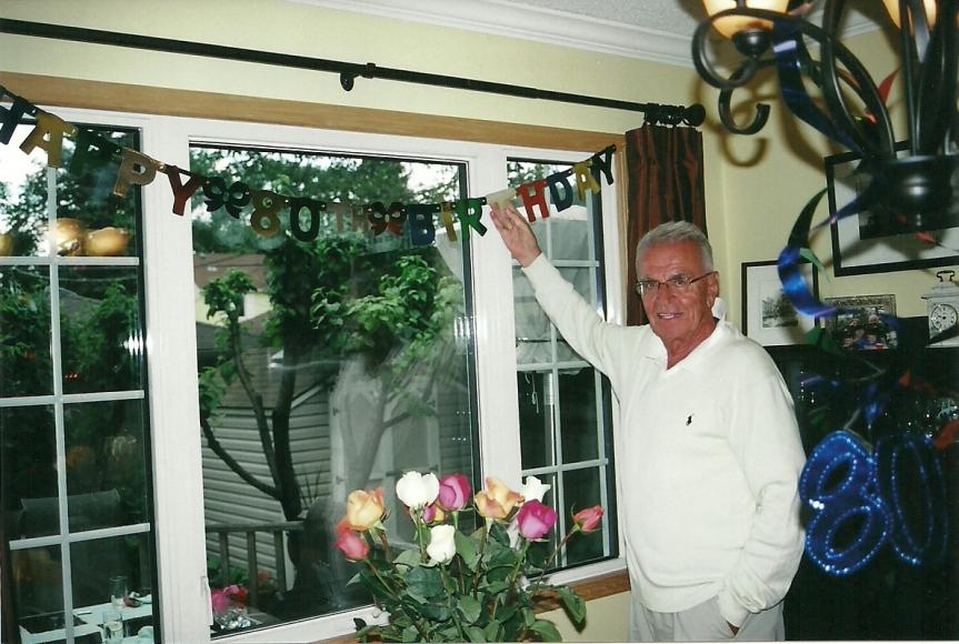 Jovo Dimitrijevic 80. rodjendan 7.jula 2011.