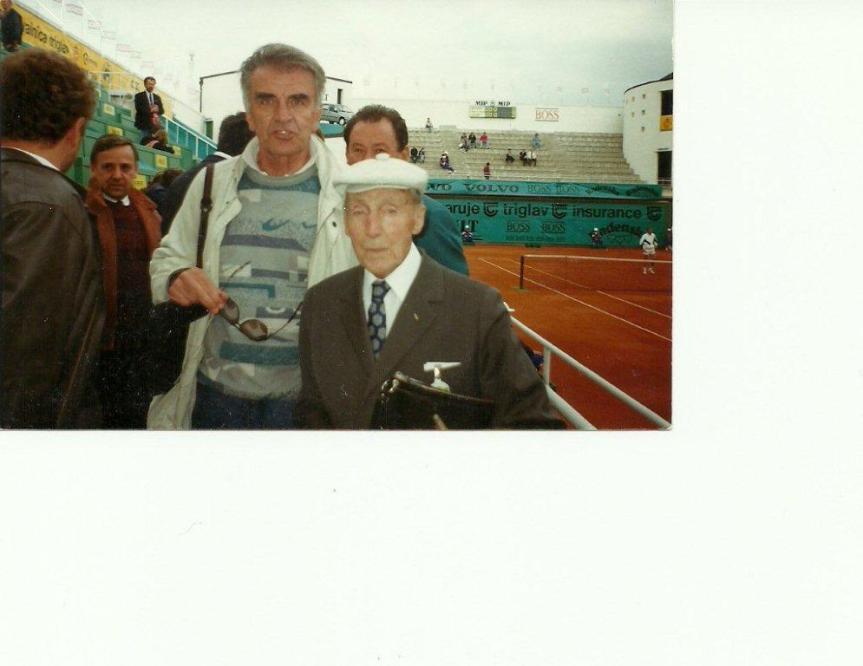 Jovo Dimitrijevic (sportski novinar) i Stukelj