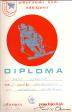 Vladimir Pajic - Paja SSK - diploma