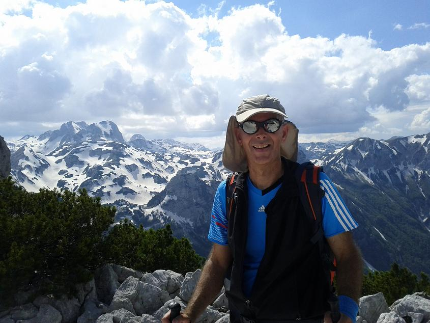Nemanja Hrnjez, planinar, smucar, autor