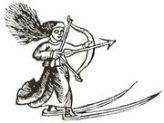 skijas u ratnom pohodu