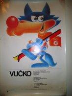 Vucko - Maskota ZOI '84.