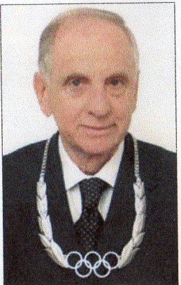 Generalni sekretar OK ZOI'84.Sarajevo