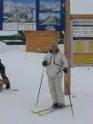 na vrhu skijalista Lake Louise, AB Canada