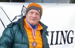 Naim Logic, alpinist i smucar - osvajac Mt.Everesta