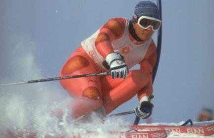 Jure Franko tokom vonje VSL u kojoj je zauzeo 2.mjesto