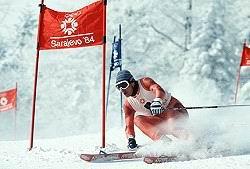 Smucarske legende: Jure Franko, srebrena medalja u VSL na ZOI'84. u Sarajevu 1984.
