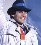 Jure Franko - srebrena meddalja u VSL na ZOI'84. Sarajevo