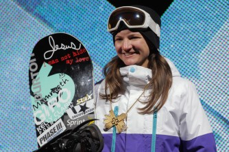 Kelly Clark, Canada