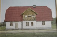 Kuca smucarske porodice Lucic, Brus na Trebevicu iznad Sarajeva