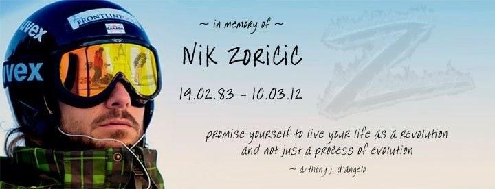 Smucarske legende : Nikola Nik Zoricic