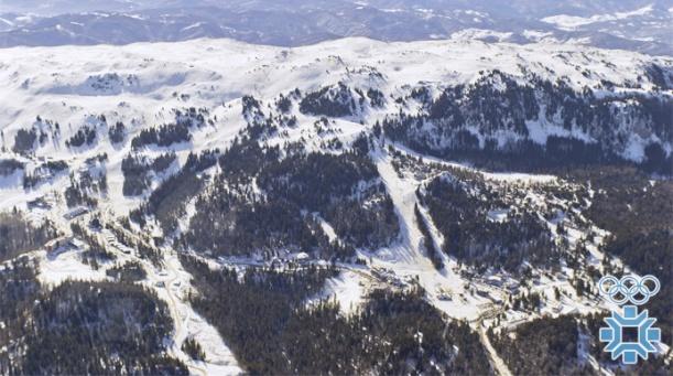 Olimpijski Ski centar Jahorina, Pale -Sarajevo