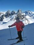 Rado Kocevar smucar i alpinist