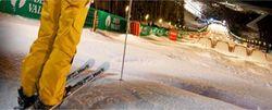 skijas na vrhu