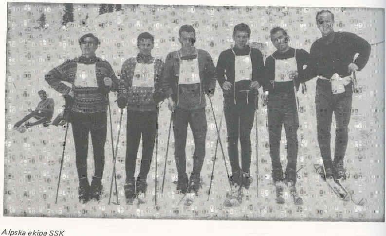 Ugljesa Cvijetic,Nenad Gasic,Ibro Slipicevic,Vladan Susnjar,Milorad Lucic i Josip Dabo