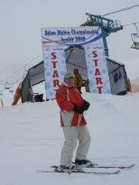 Alpsko Prvenstvo Azijskih zemalja za Juniore