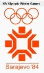 Zimske Olimpijske Igre  Sarajevo 1984.
