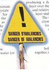 Opasnost od lavina