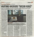 Tomislav Batinic - Bato prosvjetni radnik u mirovini