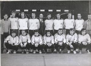 "RK ""Bosna"" Sarajevo, Trener Miso Basic"