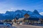 Rocky Mountains - Stjenovite planine iznad Canmore