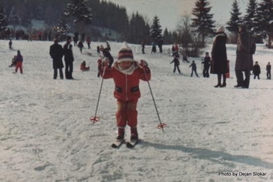 Darija na skijama (2)
