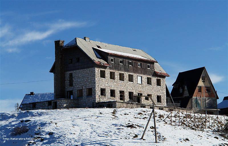 Dom Mladost u Rajskoj dolini na Jahorini