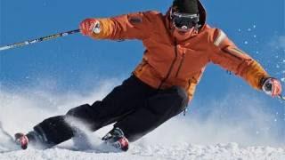 karving zaokret, polozaj skija prije i tokom zaokreta