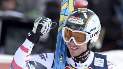 """""""Nevjerovatno. Nema nista ljepse za jednog Austrijanca!"""" –izjavio je Reichelt."""