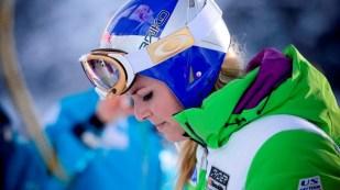 Lindsey Von (USA) Alpska skijasica, Olimpijski pobjednik