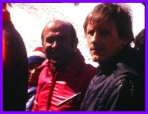 Dzevad Fazlic, ucitelj smucanja, smucarski sudija, Jahorinac