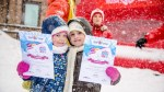 dovedite djecu na snijeg