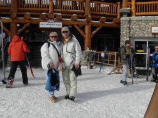 Slavica i Vlatko na Lake Louise, AB