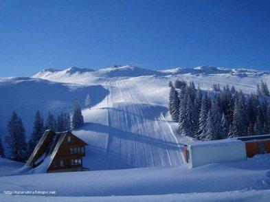 """Olimpijski slalom na Jahorini - """"Kalajdjijin kamen"""""""