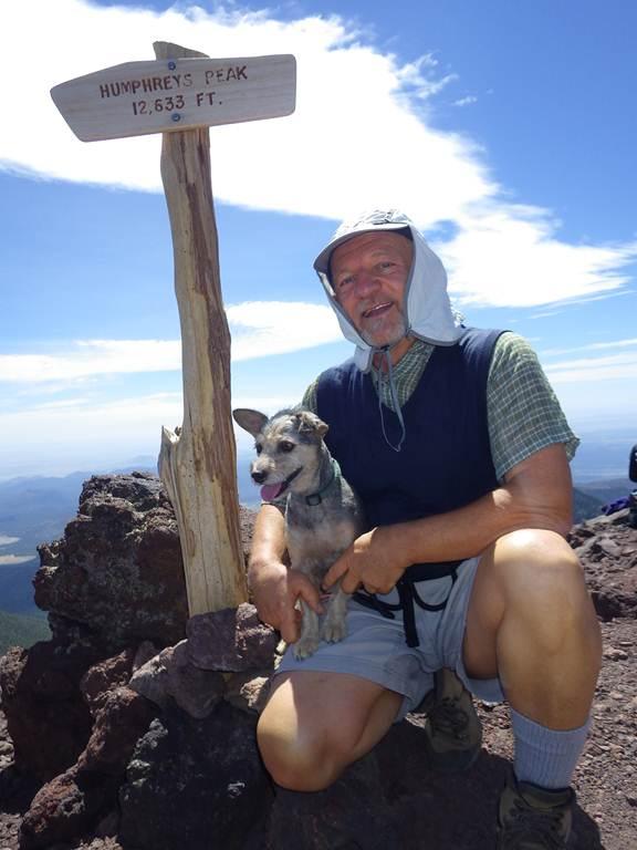 Humphrey's Peak – Arizona(USA)