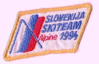 Slovenija A tim za ZOI '94. Lillehamer Norveska