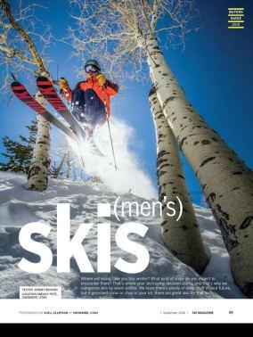 mag skije za Muskarce