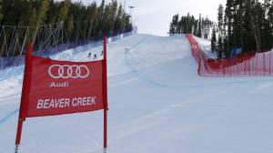 USA ALPINE SKIING WORLD CHAMPIONSHPS