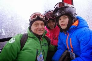 Darija, Tiana i Stefan