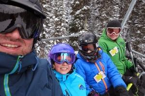 Dejan, Lara, Stefan i Darija
