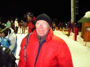 Cjeli zivot posvecen amaterskom radu u skijanju.