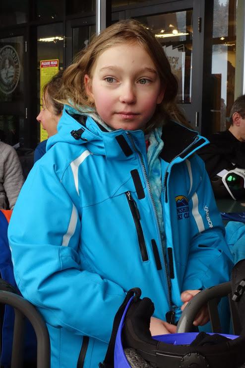 Lara skijasica
