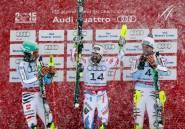Alpine Skiing: FIS World Championships-Men's Slalom-Run 2