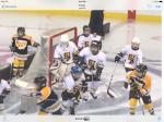 Ovo jedna od utakmica lige za pocetnike u kojoj je Stefanov tim Pingvins na prvom mjestu.