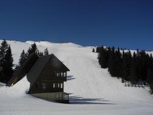 Jednako dobra uvijek Olimpijska staza za Slalom,