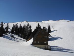 Ciljna kkuca Slalom