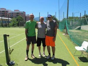 Zoran Dorsner sa bracom Hrnjez, strastvenim sportasima